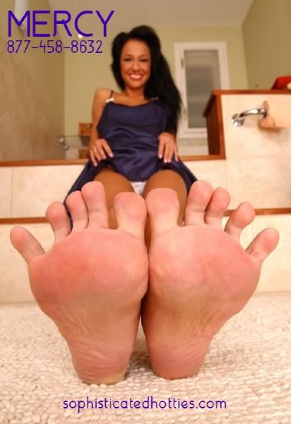 Foot fetishes