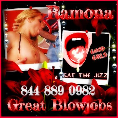 Great Blowjobs Ramona