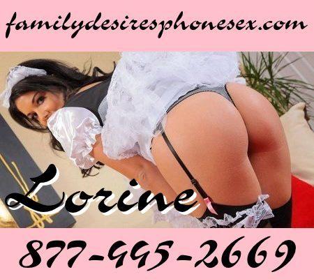 Latina phone sex