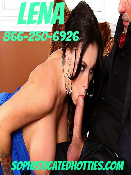 Sensual phone sex