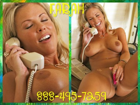 phone sex therapy hot blonde MILF