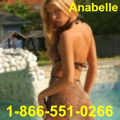sexy babe anabelle