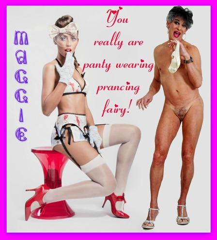 sissy humiliation fairy fag